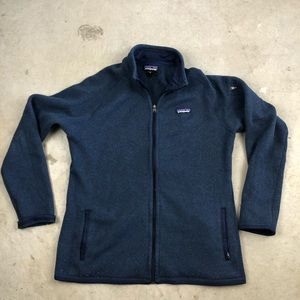 Women's Patagonia Full Zip Better Sweater